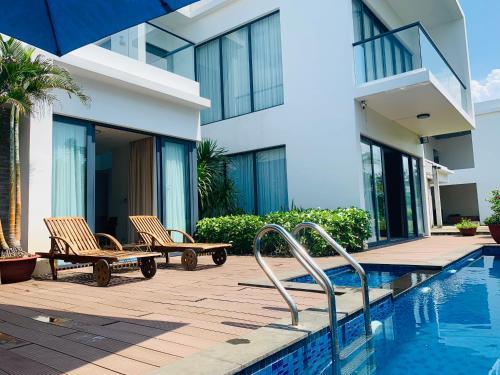 Villa 2 Blue Saphire Resort