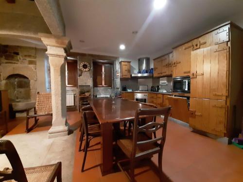 A cozinha ou kitchenette de Casa do Cerrado