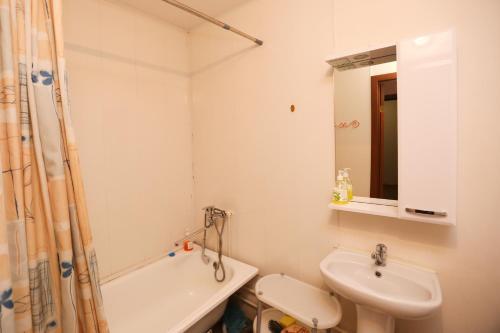 Ванная комната в Ермакова 10