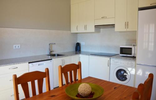 Una cocina o zona de cocina en Cardona Fira