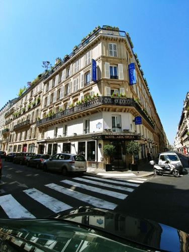 Hotel Aida Opera Pariisi Paivitetyt Vuoden 2020 Hinnat