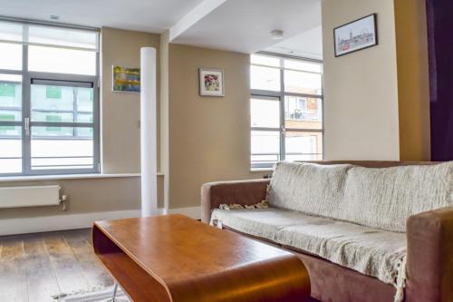 Bright 1 Bedroom Flat Near Farringdon 휴식 공간