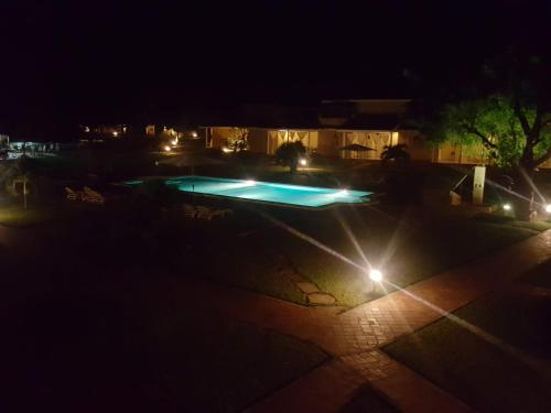 A view of the pool at Mwembe Resort & The Village or nearby