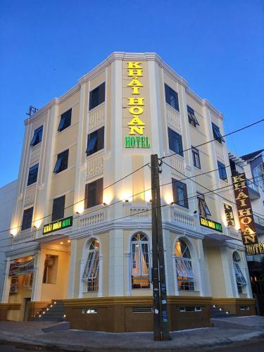 Khải Hoàn Hotel