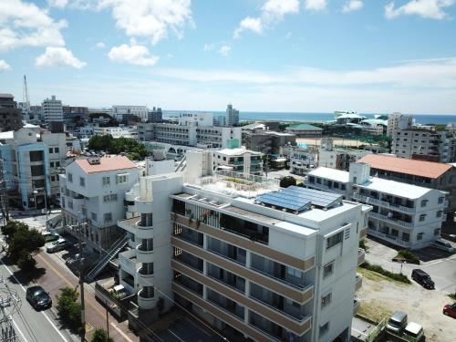 A bird's-eye view of Sakuraya