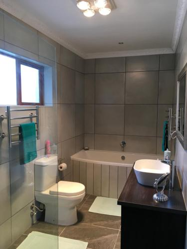 A bathroom at 18 Patrys Crescent
