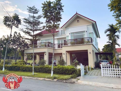 Crab's house- Hanoi city