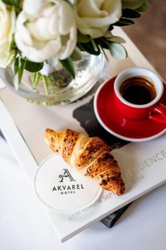 Завтрак для гостей Отель Акварель