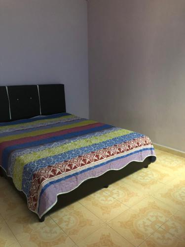 Katil atau katil-katil dalam bilik di Desa Jarak Homestay