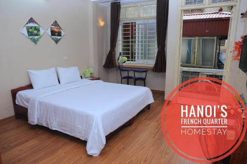 Hanoi's French Quarter Homestay