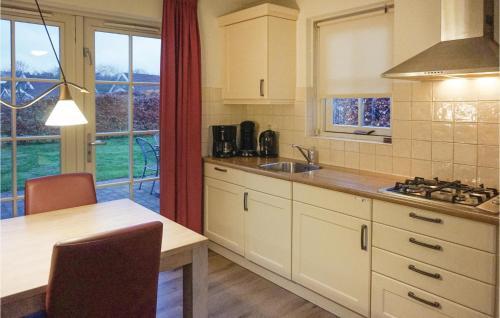 Een keuken of kitchenette bij Buitengoed Het Lageveld - 123