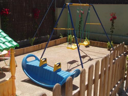 Parc infantil de La Casa Verde