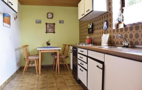 Küche/Küchenzeile in der Unterkunft Apartment Bernauer - 07