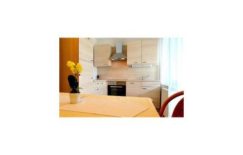 A cozinha ou cozinha compacta de Apartment Zirovnica I
