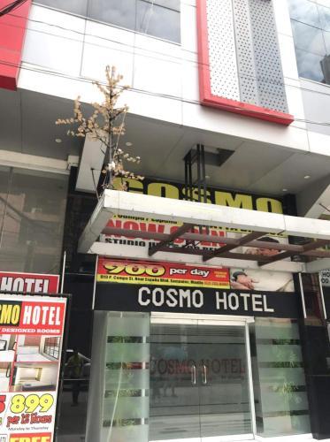 Cosmo hotel 3 сайт tavie store