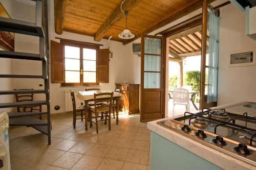 Una cocina o zona de cocina en Relais Il Ciliegio
