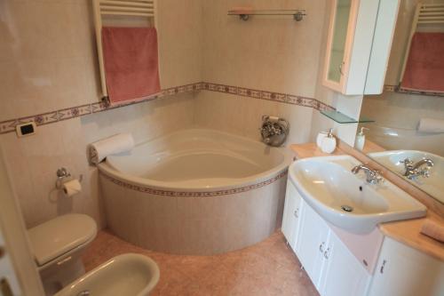 Koupelna v ubytování Colosseo Home 161