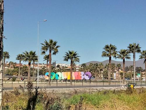 Kawasan permainan kanak-kanak di Marina Sol