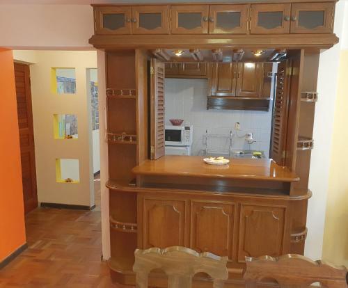 Una cocina o zona de cocina en Coraly´s Apartment