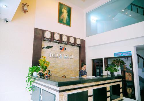 Khách Sạn Đại Á