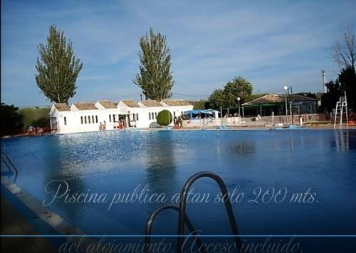 Alojamientos Guirado 내부 또는 인근 수영장