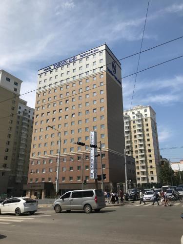 Prostitutes in Ulaanbaatar