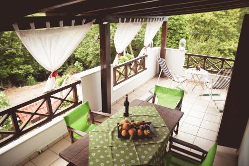 Μπαλκόνι ή βεράντα στο Kalogirou Stone House