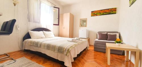 Krevet ili kreveti u jedinici u objektu Apartments Four Countesses