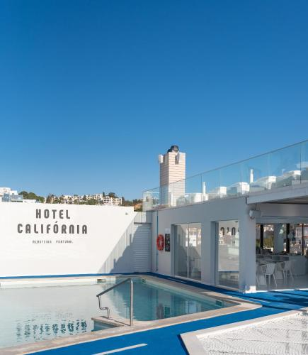 The swimming pool at or near Hotel California Urban Beach - Adults Only