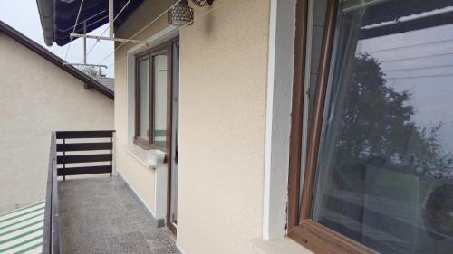 A balcony or terrace at Apartsun