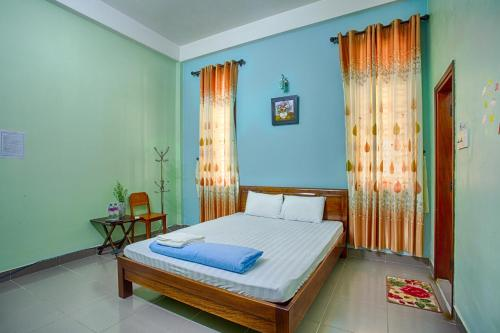 Deluxe room Forktail House