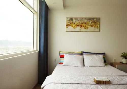 Super King Bedroom with sea view