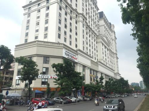 GIA BAO HOMESTAY - Building D2 Giảng Võ, Ba Đình, Hà Nội