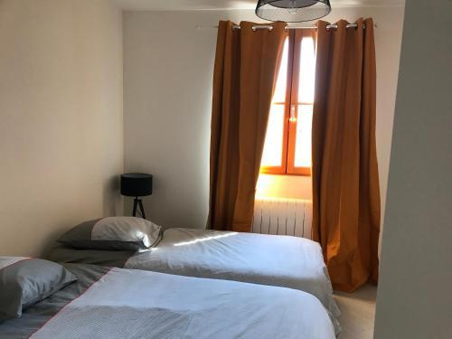 Un ou plusieurs lits dans un hébergement de l'établissement Le Collas et Madybis