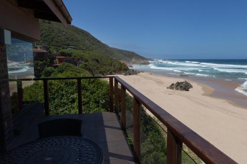 A balcony or terrace at Archrock Resort