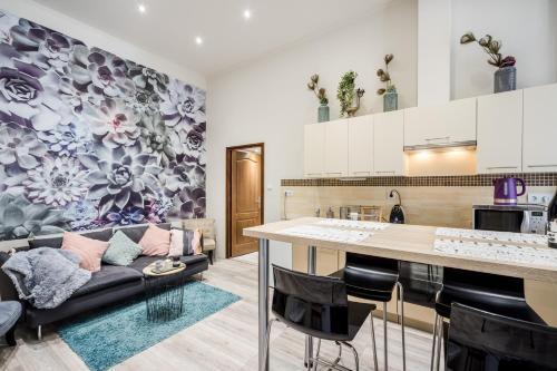Kuchyňa alebo kuchynka v ubytovaní A9 Houseleek Residence