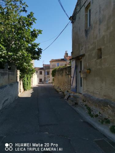 The surrounding neighborhood or a neighborhood close to the vacation home