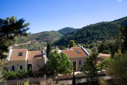 A bird's-eye view of Kores Villas