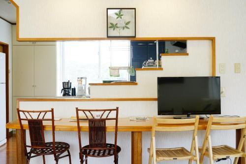 Kunigami-gun - House / Vacation STAY 4861 주방 또는 간이 주방