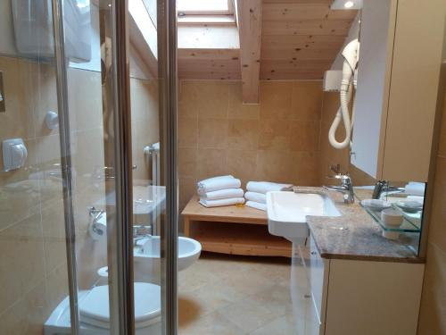A bathroom at Residence Panorama
