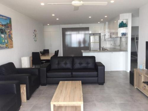 A seating area at Oceanic Unit 19, 8-12 North Street, Forster