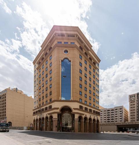 نتيجة بحث الصور عن فندق بسفور وقف الصافي بالمدينة