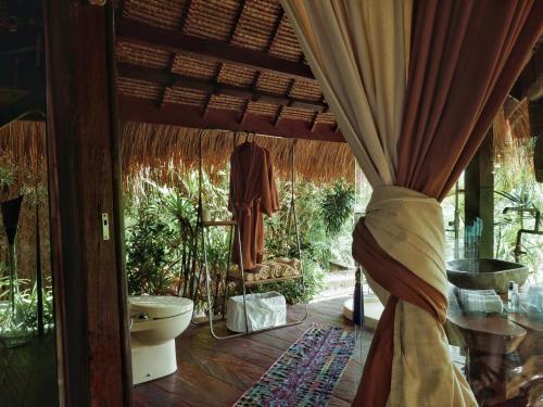 A bathroom at Own Villa Bali