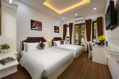 Hanoi Central Homestay Inn