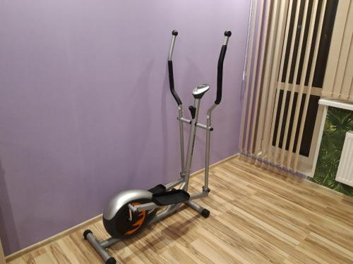 The fitness center and/or fitness facilities at Аpartment Millennium