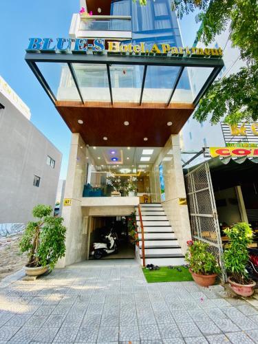 Blue-S Hotel & Apartment