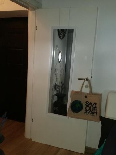 Kupaonica u objektu Studio apartman Darius Land