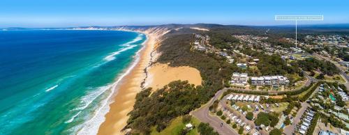 A bird's-eye view of Rainbow Getaway Holiday Apartments