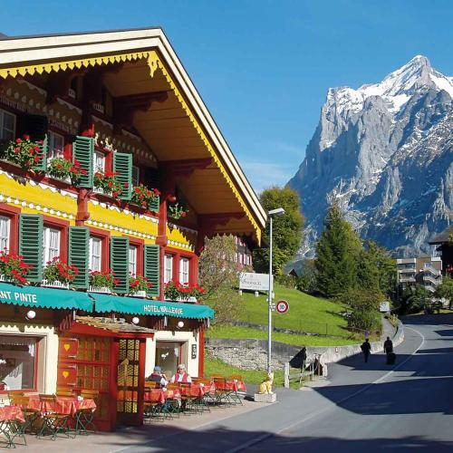 Hotel Bellevue Steuri Pinte Grindelwald Switzerland Booking Com