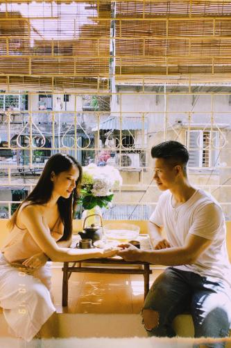 Le Nid A - Thu May Homestay Hanoi